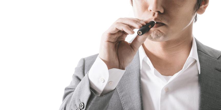 加熱式タバコによる受動喫煙