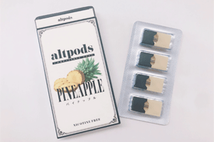 altpodsパイナップル
