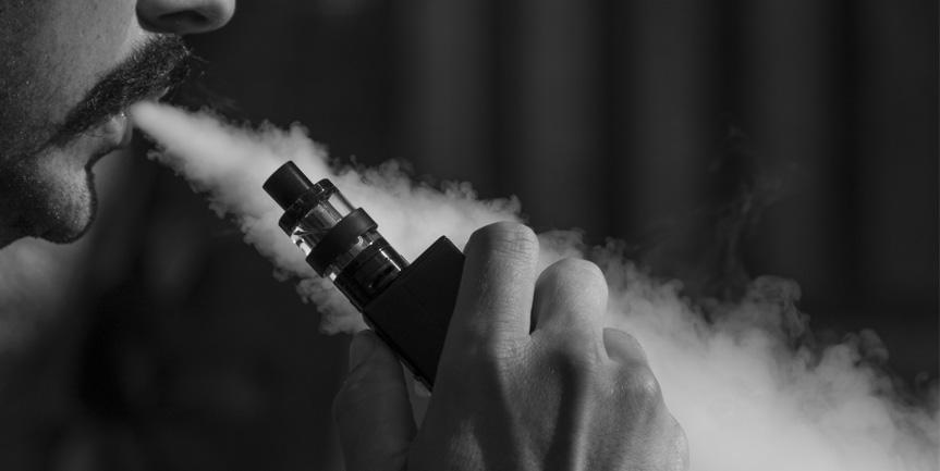 電子タバコ 副流煙