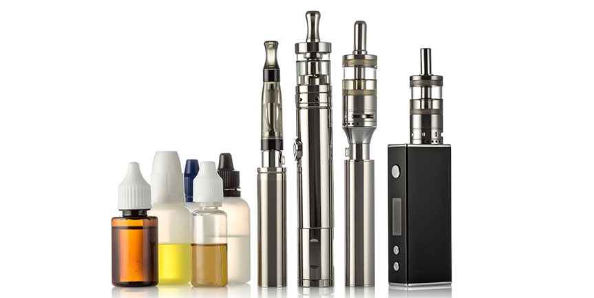 電子タバコ種類