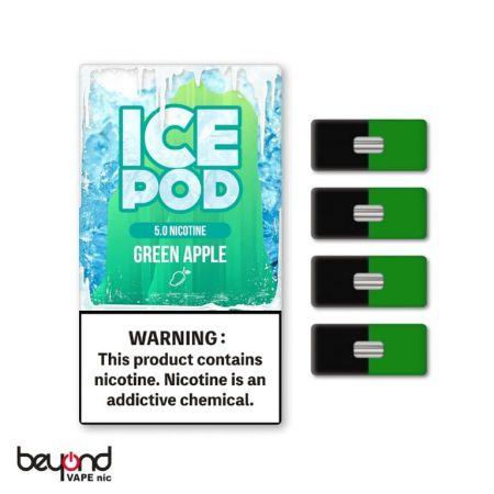 ICE POD グリーンアップル