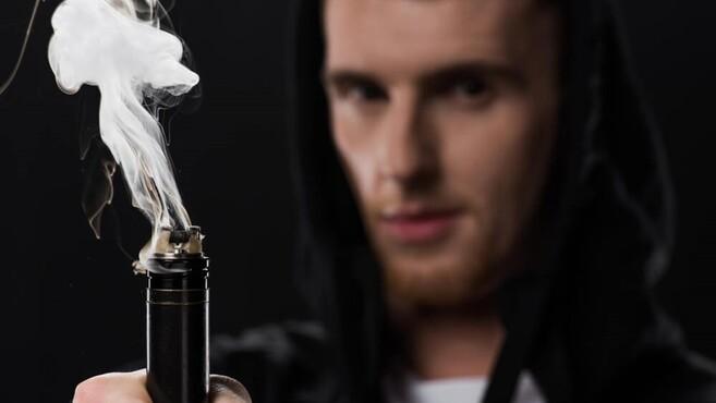 電子タバコに含まれる発がん性物質