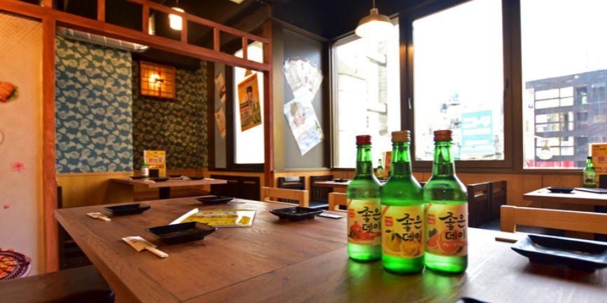韓国料理豚ブザ 新宿店