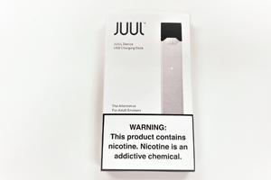 JUULの使い方本体